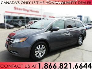 2015 Honda Odyssey EX-L | NAVIGATION | WINTER WHEELS | PRO PKG.