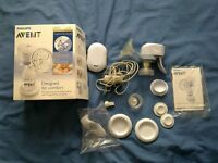 Philips electric breast pump