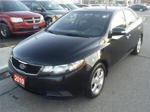2010 Kia Forte EX,Excellent condition,Drives Great,Only 160 km!!