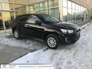 2015 Mitsubishi RVR ACCIDENT FREE/ 4dr 4x4/HEATED SEATS/4WD/BLUE