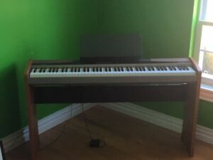 Casio PX-100 Keyboard with Stand