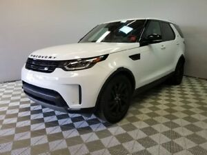 2017 Land Rover Discovery Td6 HSE - 4yr/80000km factory warranty