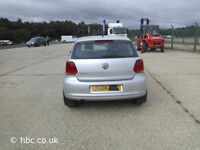 2010 VW POLO 1.4 AUTOMATIC PETROL 5 DOORS LOW MILES
