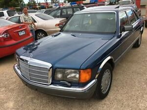 1987 Mercedes-Benz 420 SEL SEL 4 Speed Automatic Sedan Hoppers Crossing Wyndham Area Preview