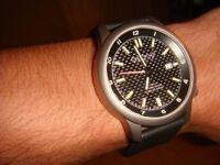 Lost Titanium watch