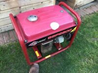 Excellent Briggs & Stratton Powerful Generator 115V 230V Great For Builder Or Camping Only £190