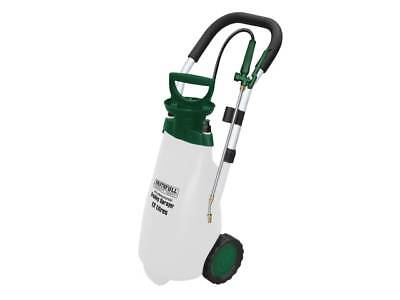 Faithfull FAISPRAY12HD Trolley Sprayer with Viton™ Seals 12 Litre Capacity