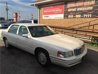 1999 Cadillac DeVille ****LEATHER****ONLY 105 KMS***** CLEAN