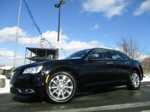 2018 Chrysler 300 LIMITED ALL WHEEL DRIVE (V6, NAV, PANO ROOF, H