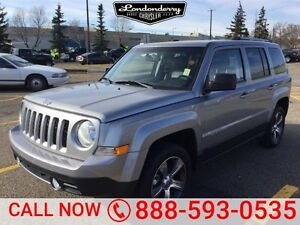 2016 Jeep Patriot 4WD SPORT