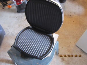 George foreman grill and Dehumidifier