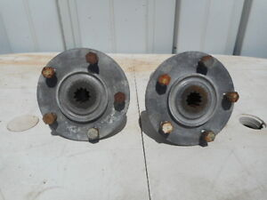 sears rear axle hubs Peterborough Peterborough Area image 1