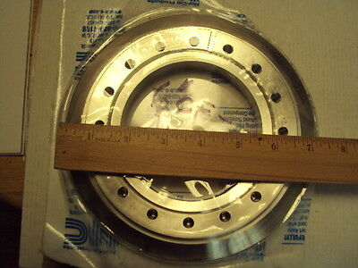 Conflat Evac Adapter Flange 6 Inch Cf To Nw160 Norcal Products Unused