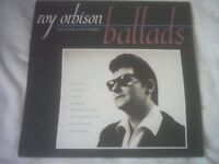 Vinyl LP Roy Orbison – Ballads Telstar STAR 2441 1990 Stereo