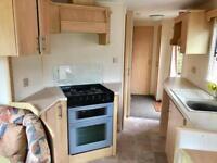 PRE-LOVED static caravan 5* PARK! | great starter van CHEAP £11,995!!!