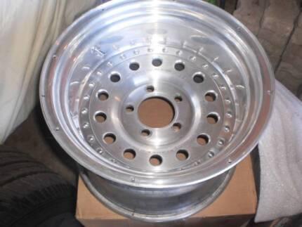 centerline prostock rims suit chev,ford chrysler