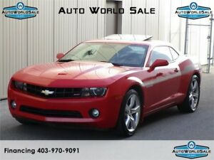 2010 CHEVROLET CAMERO RS |LEATHER |SUNROOF|