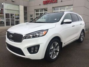 2016 Kia Sorento 3.3L SX+ 4dr All-wheel Drive