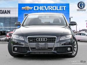 2012 Audi A4 Premium Quattro