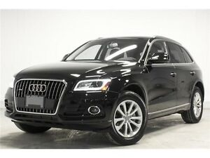 2016 Audi Q5 2.0T Progressiv + Panoramic Sunroof + Maintenance