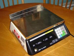 Tec Digital Scale