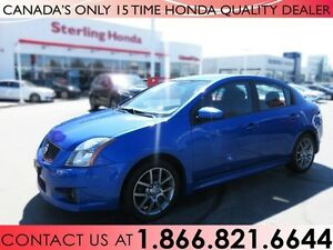 2010 Nissan Sentra SE-R | NO ACCIDENTS | 1 OWNER | LOW PRICE