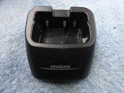 Kenwood Tk2101 Tk-3101 Tk-2200 Uhf Vhf Portable Radio Pocket Charger No P.s. C10