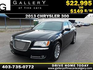 2013 Chrysler 300 Touring $149 bi-weekly APPLY NOW DRIVE NOW