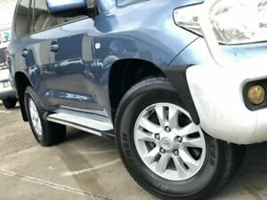 2008 Toyota Landcruiser VDJ200R GXL Blue 6 Speed Sports Automatic Wagon East Brisbane Brisbane South East Preview
