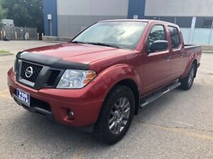 2012 Nissan Frontier SV|4WD|Crew Cab|Bluetooth|Bed Liner|Acciden