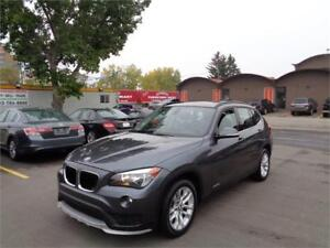 2015 BMW X1 xDrive28i AWD Leather Panoramic Roof Bluetooth