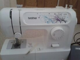 Brother L14 Sewing Machine inc Storage Bag