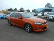 2010 Ford Falcon FG XR6 50th Anniversary Sunburst 6 Speed Sports Automatic Sedan Nowra Nowra-Bomaderry Preview