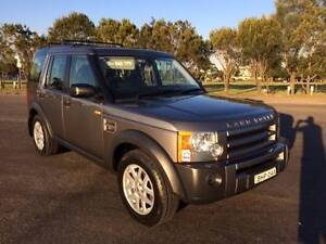 2008 Land Rover Discovery 3 Wagon Newcastle Newcastle Area Preview