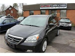2006 Honda Odyssey Touring 156k MILES! DVD LOADED!!