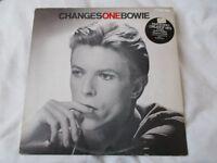 Vinyl LP Changes One Bowie – David Bowie