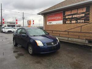 2009 Nissan Sentra 2.0***AUTO***ONLY 96 KMS*****ALLOY WHEELS*** London Ontario image 1