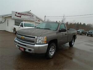 2012 SILVERADO 4X4 REGULAR CAB!!!