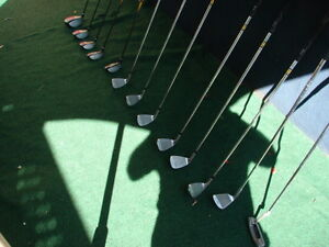 Men's Right Hand Golf sets Wilson pro staff Sarnia Sarnia Area image 5