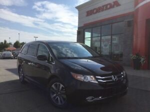 2017 Honda Odyssey Touring - DEMO - QUALIFIES FOR NEW PROGRAMS
