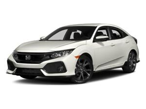 2017 Civic Hatchback Sport 6-Speed Turbo LEASE TAKEOVER