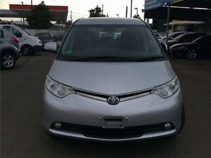2008 Toyota Tarago ACR50R GLX Wagon 8st 4dr Spts Auto 4sp 2.4i Silver, Chrome Sports Automatic Wagon Lansvale Liverpool Area Preview