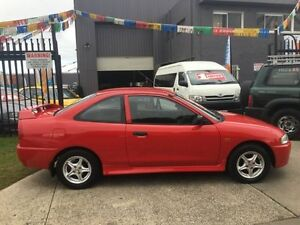 2004 Mitsubishi Lancer CE GLi 5 Speed Manual Coupe Brooklyn Brimbank Area Preview