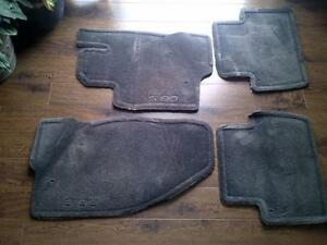 Volvo S80 Floor Mats OEM Factory 1999 2000 2001 2002 2003 Kingston Kingston Area image 4