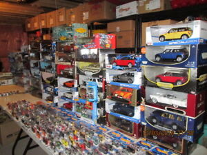 1/18 scale diecast cars, used for sale  St. Catharines