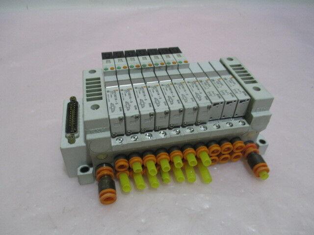 SMC A-474-0100103, Solenoid Valve, VVQ1000-10A-1, VQ1301N-5. 416284