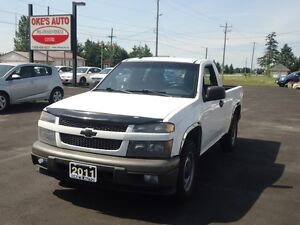 2011 Chevrolet Colorado 1LT 2WD