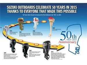 SUZUKI 2.5HP OUTBOARD - ULTIMATE SUMMER SALES EVENT St. John's Newfoundland image 3