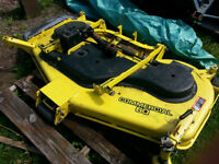 "John Deere 60"" commercial mower (Reduced)"