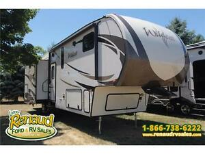 New 2017 Forest River Wildcat 323 MK 5th Wheel Windsor Region Ontario image 1